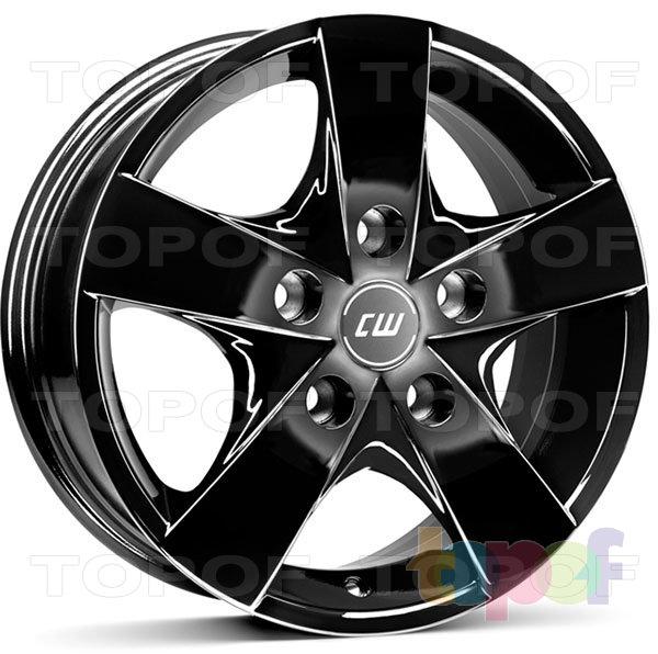 Колесные диски Borbet CWF. Изображение модели #1