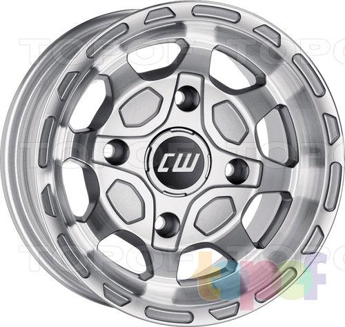 Колесные диски Borbet CWQ. Изображение модели #2