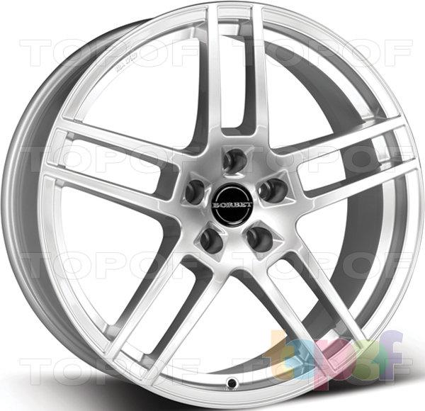 Колесные диски Borbet LW. Изображение модели #2