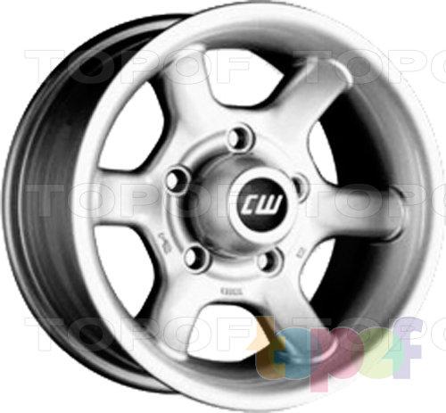 Колесные диски Borbet OR. Изображение модели #1