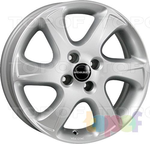 Колесные диски Borbet TC