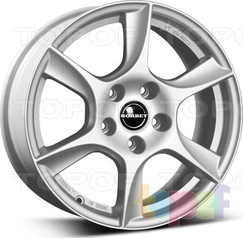 Колесные диски Borbet TL