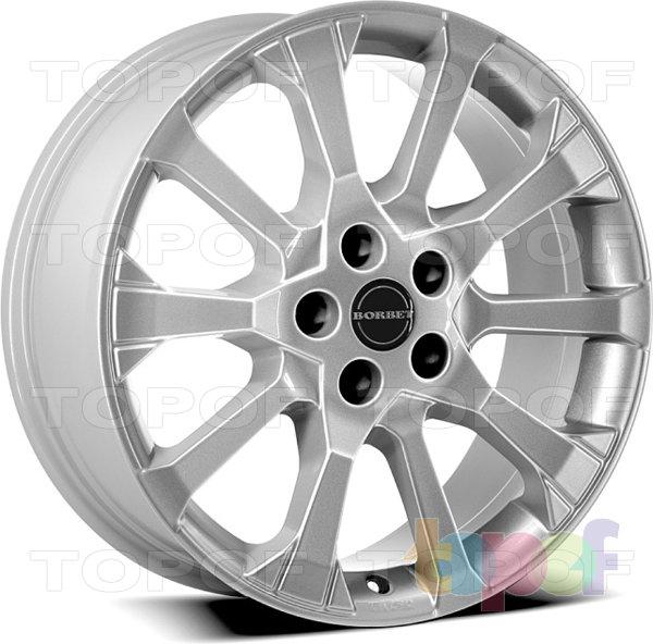 Колесные диски Borbet X10. Изображение модели #2