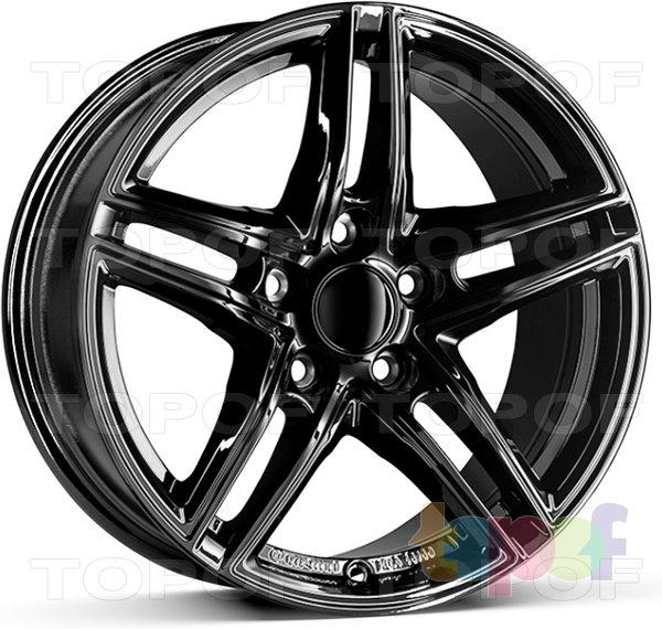 Колесные диски Borbet XR. black glossy