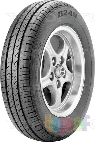 Шины Bridgestone B249. Дорожная шина для легкового автомобиля