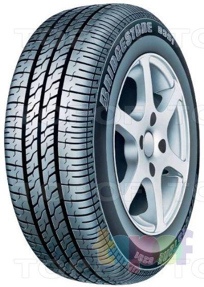 Шины Bridgestone B391. Летняя шина для легкового автомобиля