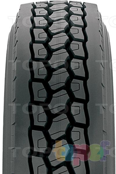 Шины Bridgestone B710 FuelTech. Дорожная шина для грузового автомобиля