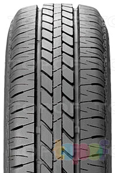 Шины Bridgestone B800 Extra. Продольные канавки
