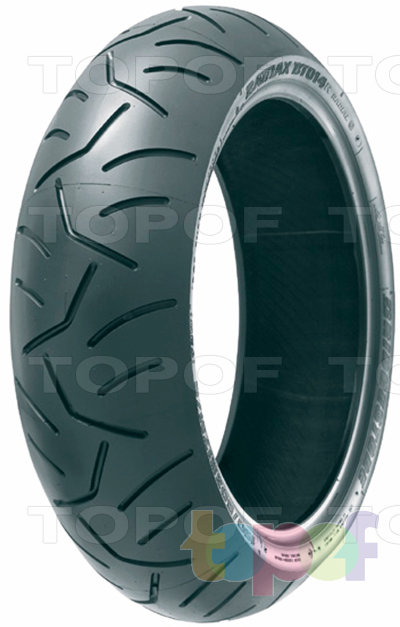 Шины Bridgestone Battlax BT-014. Изображение модели #2