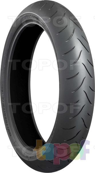 Шины Bridgestone Battlax BT-016 Pro Hypersport