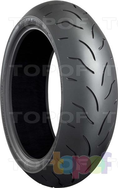Шины Bridgestone Battlax BT-016 Pro Hypersport. Задние шины