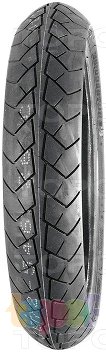 Шины Bridgestone Battlax BT-020. Изображение модели #1