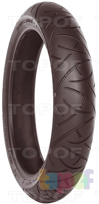 Шины Bridgestone Battlax BT-021