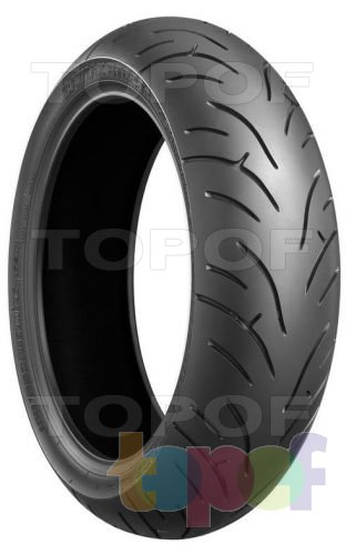 Шины Bridgestone Battlax BT-023. Изображение модели #2