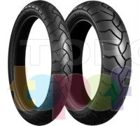 Шины Bridgestone Battle Wing BW501/502. Изображение модели #1