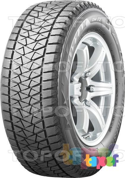 Шины Bridgestone Blizzak DM-V2. Изображение модели #1