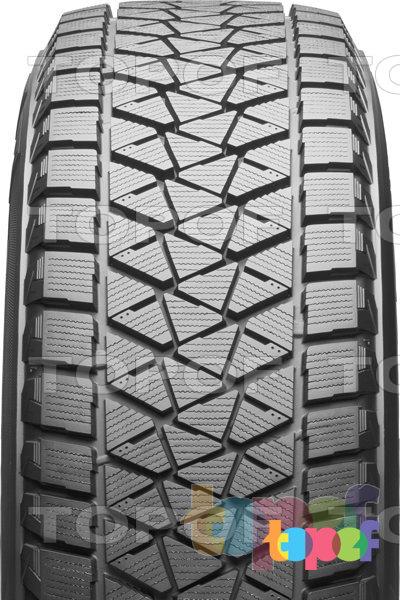 Шины Bridgestone Blizzak DM-V2. Изображение модели #2