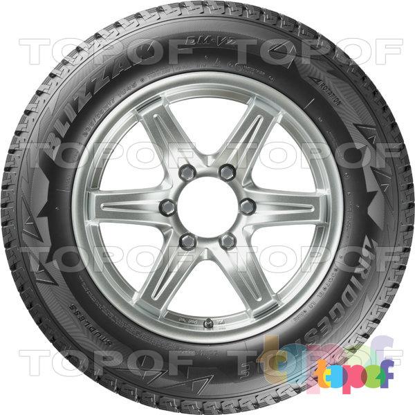 Шины Bridgestone Blizzak DM-V2. Изображение модели #3