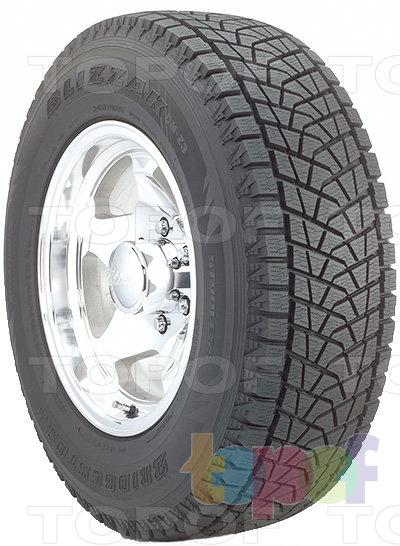 Шины Bridgestone Blizzak DM-Z3. Зимняя нешипуемая шина для легкового автомобиля