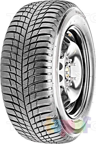 Шины Bridgestone Blizzak LM 001. Изображение модели #1