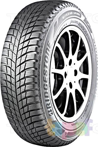 Шины Bridgestone Blizzak LM 001. Изображение модели #2