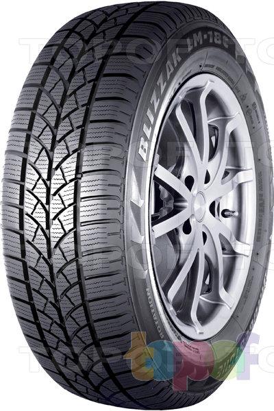Шины Bridgestone Blizzak LM-18C. Зимняя нешипуемая шина для легкогрузового автомобиля