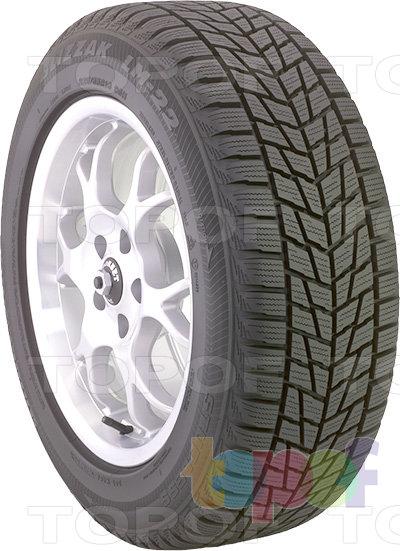 Шины Bridgestone Blizzak LM-22. Нешипуемая шина для внедорожника