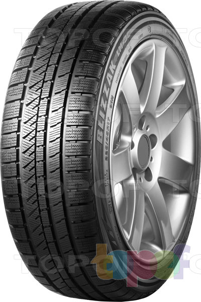 Шины Bridgestone Blizzak LM-30. Зимняя нешипуемая шина для легкового автомобиля