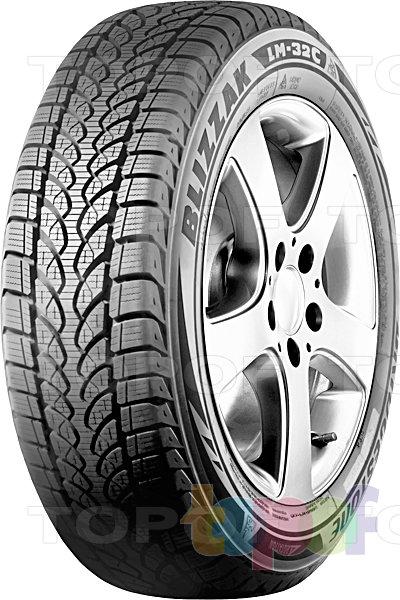 Шины Bridgestone Blizzak LM-32C. Фрикционная шина для коммерческого автомобиля