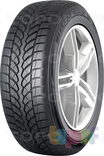Шины Bridgestone Blizzak LM-80. Зимняя нешипуемая шина для внедорожника