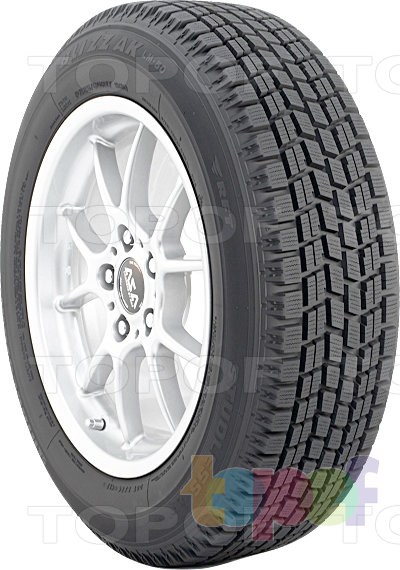 Шины Bridgestone Blizzak LM50