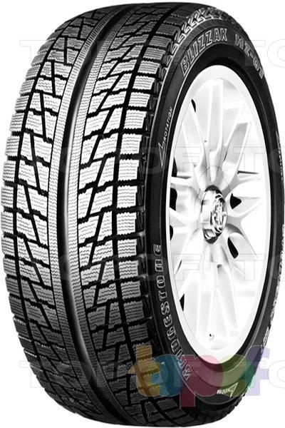 Шины Bridgestone Blizzak MZ-01. Зимняя нешипуемая шина для внедорожника
