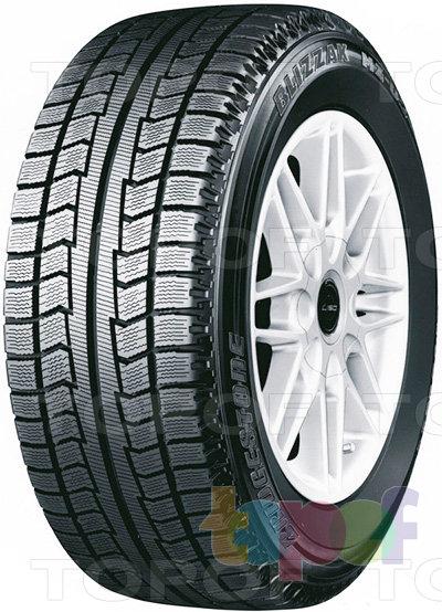 Шины Bridgestone Blizzak MZ-02. Зимняя нешипуемая шина для внедорожника