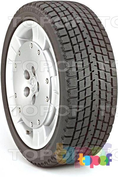 Шины Bridgestone Blizzak MZ-03. Нешипуемая шина для внедорожника
