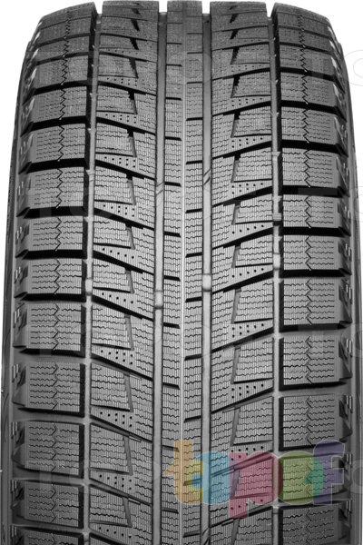Шины Bridgestone Blizzak Revo 2. Продольные канавки на протекторе