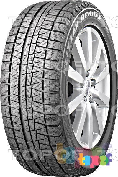 Шины Bridgestone Blizzak Revo GZ. Зимняя нешипуемая для легкового автомобиля