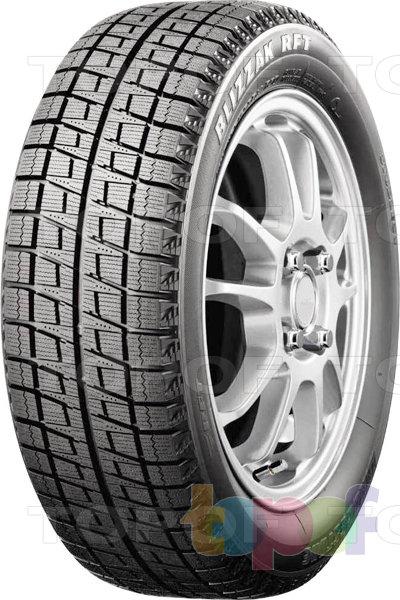 Шины Bridgestone Blizzak RFT. Bridgestone Blizzak Revo 2 RFT (Run Flat)