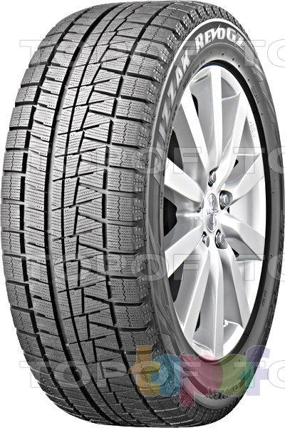 Шины Bridgestone Blizzak RFT. Bridgestone Blizzak Revo GZ RFT (Run Flat)