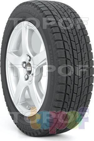 Шины Bridgestone Blizzak RFT. Bridgestone Blizzak Revo 1 RFT (Run Flat)