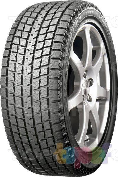 Шины Bridgestone Blizzak RFT. Bridgestone Blizzak MZ-03 RFT (Run Flat)