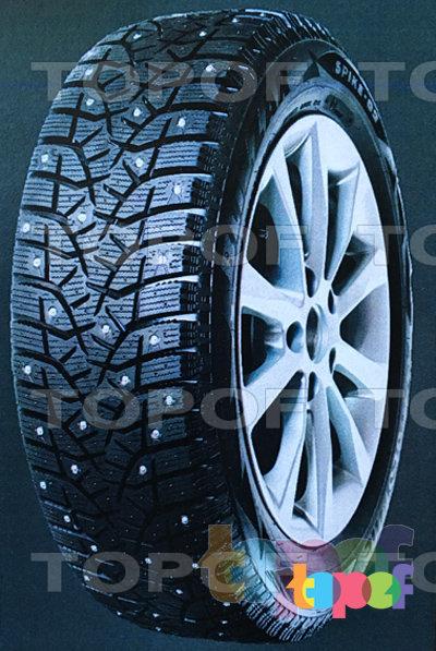 Шины Bridgestone Blizzak Spike-02. Изображение от производителя