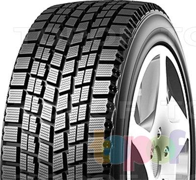 Шины Bridgestone Blizzak WS50. Направленный рисунок протектора