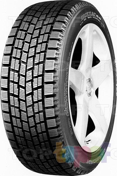 Шины Bridgestone Blizzak WS50. Общий вид модели