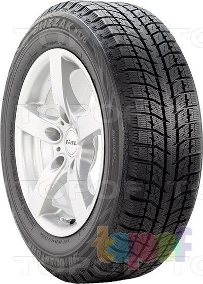 Шины Bridgestone Blizzak WS70. Шины для широкого спектра легковых автомобилей