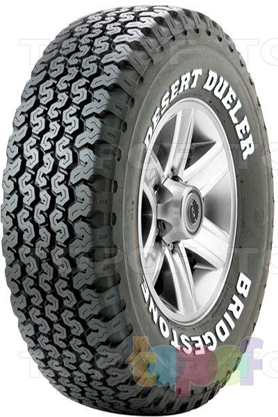 Шины Bridgestone Desert Dueler 604V. Изображение модели #1