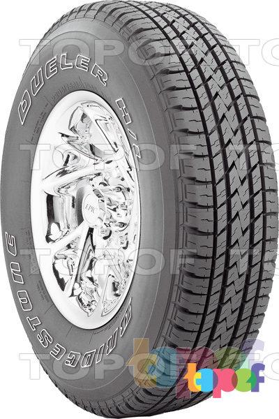 Шины Bridgestone Dueler H/L. Изображение модели #1