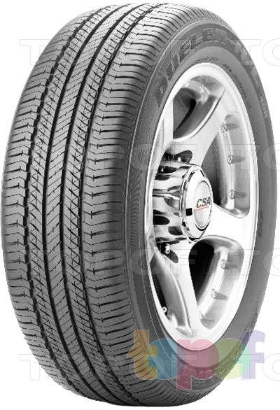 Шины Bridgestone Dueler H/L 400. Летняя шина для внедорожника