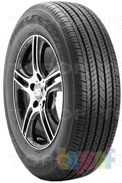 Шины Bridgestone Dueler H/L 422 Ecopia. Летняя шина для внедорожника