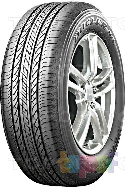 Шины Bridgestone Dueler H/L 850