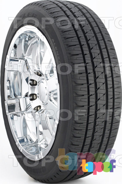Шины Bridgestone Dueler H/L Alenza. Шины для внедорожников